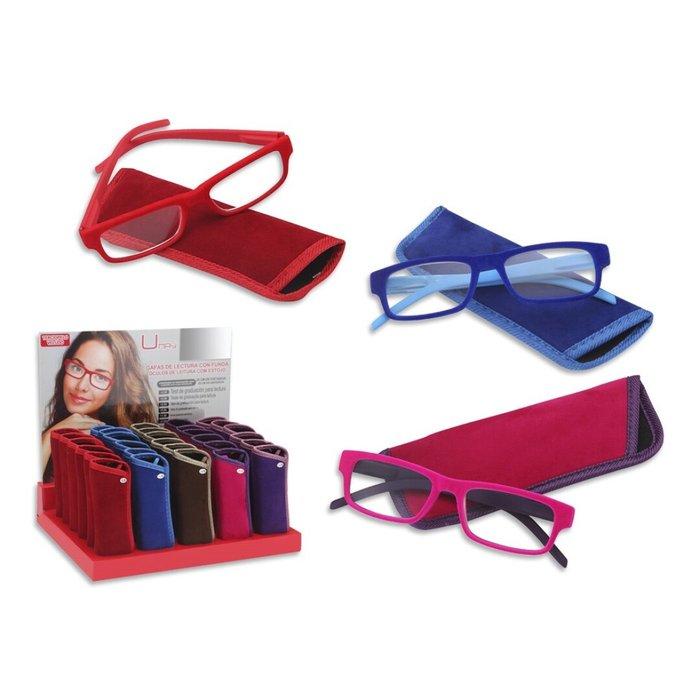 Expositor 30 gafas lectura umay seÑora terciopelo