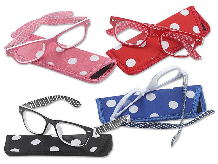 Expositor 30 gafas lectura señora smart dots