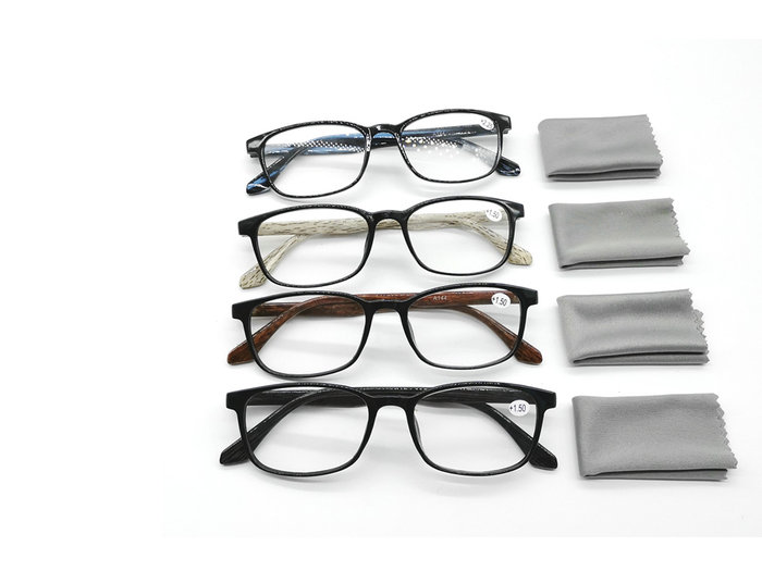 Expositor 24 gafas lectura umay unisex patillas colores lis