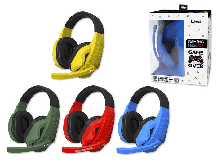 Auriculares con microfono gamer