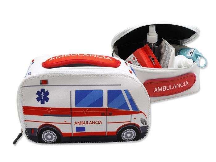 Neceser neopreno ambulancia