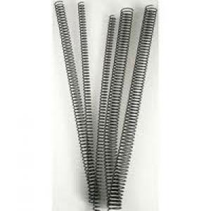 Espiral metalica 26mm negro