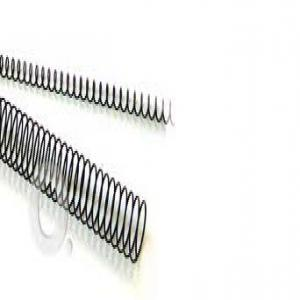 Espiral metalica 34mm negro
