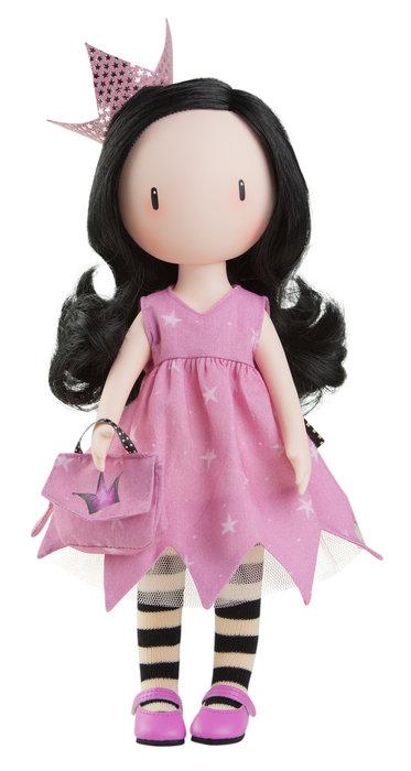 Muñeca dreaming con corona y vestido de estrellas.
