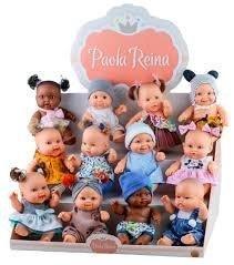 Expositor 12 muñecos peques 2020