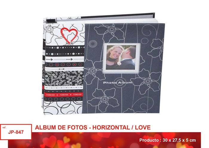 Album fotos pequeÑo tonos blancos y grises