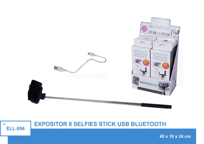 Sets selfie stick bluetooth