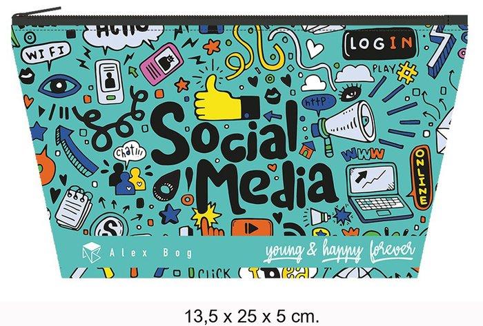 Neceser portatodo social media