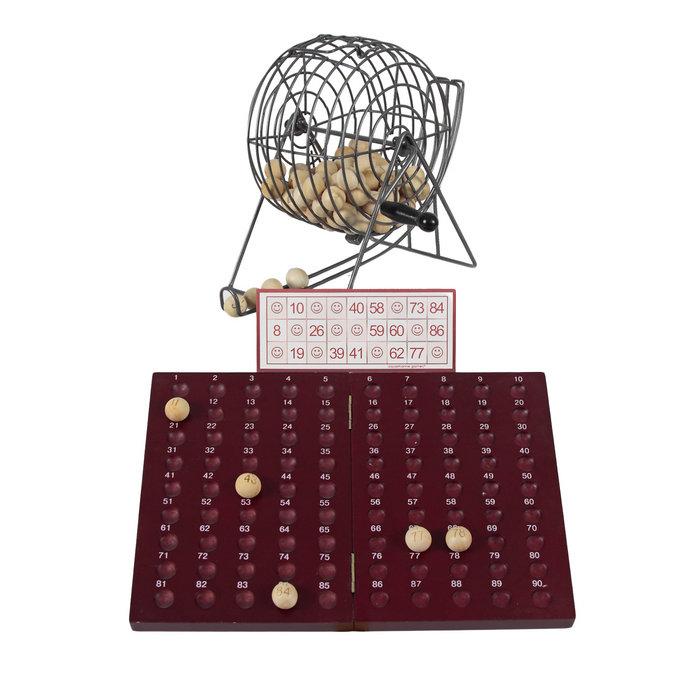 Juego loteria bingo