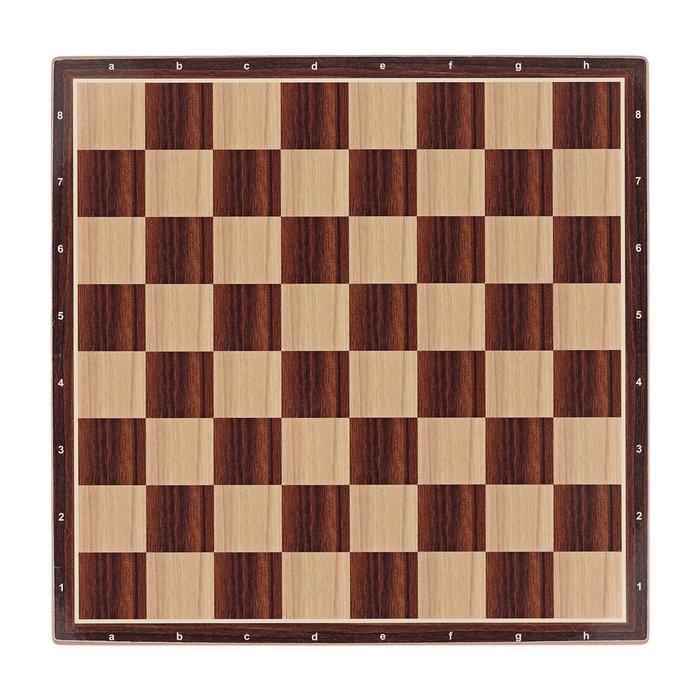 Juego tablero de ajedrez y parchis 40x40 dm