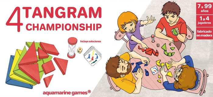Juego 4 tangram championship