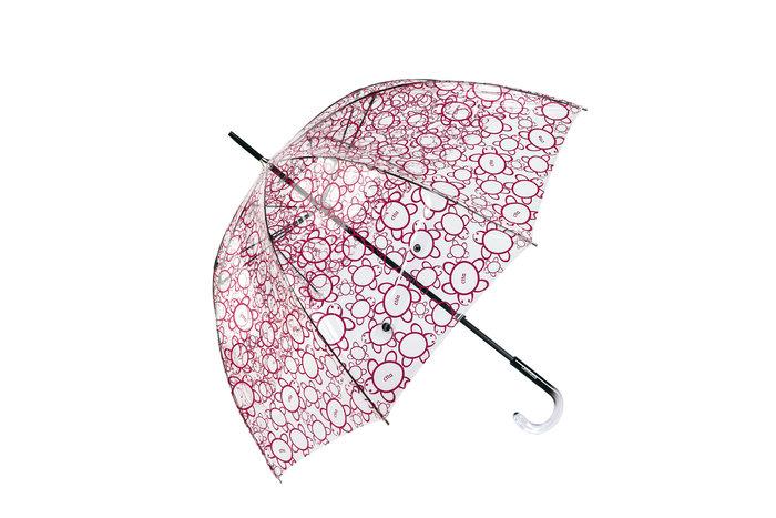 Paraguas modelo p90028 burdeos