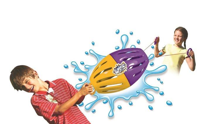 Juguete de agua splash atom