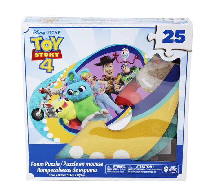 Puzzle foam toy story 4