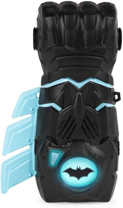 Batman guante interactivo bat tech