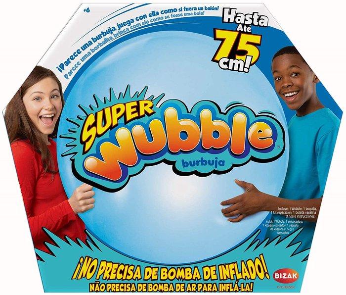 Wubble super burbuja colores surtidos