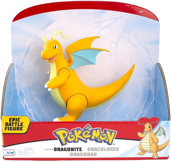 Pokemon figura epic dragonite