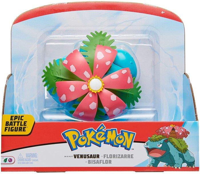 Pokemon figura epic venusaur