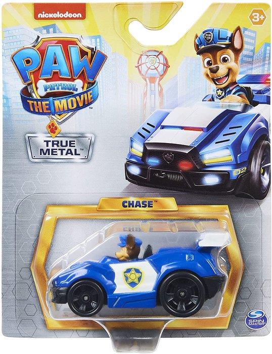 Paw patrol vehiculo diecast pelicula