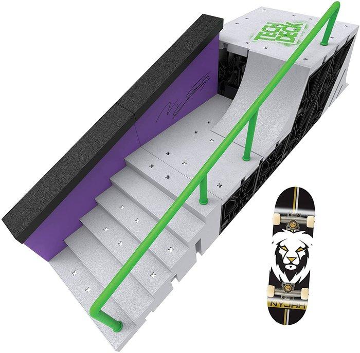 Tech deck nyjah huston skatepark
