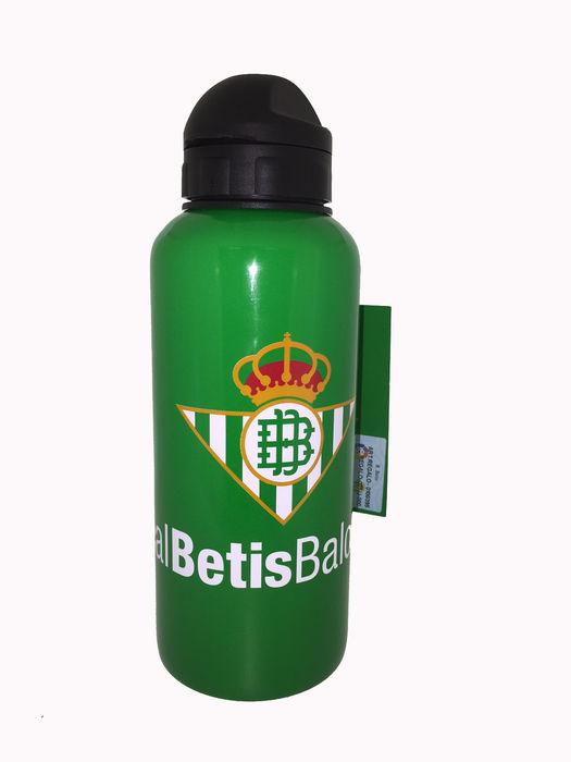 Botella aluminio 350ml real betis