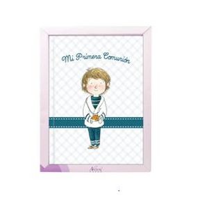 Libro comunion lc10621 niño natural paper
