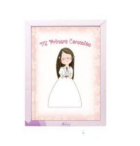 Libro comunion lc10624 niña natural paper