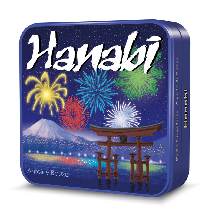 Juego hanabi