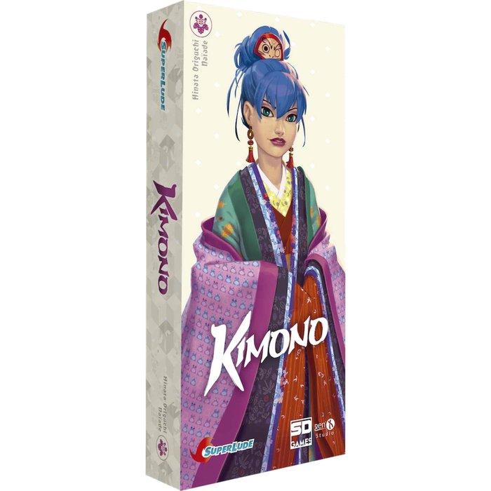 Juego de mesa kimono