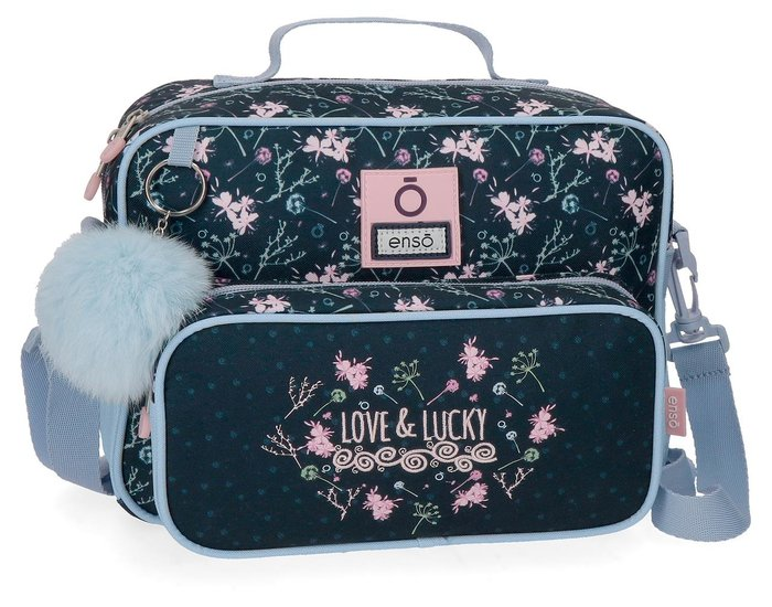 Neceser enso love and lucky adaptable a trolley