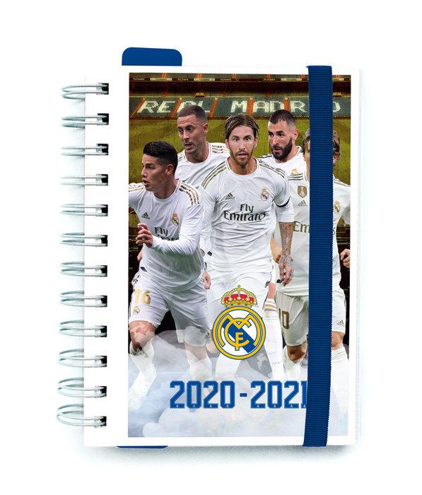 Agenda escolar 2020/2021 dp s real madrid