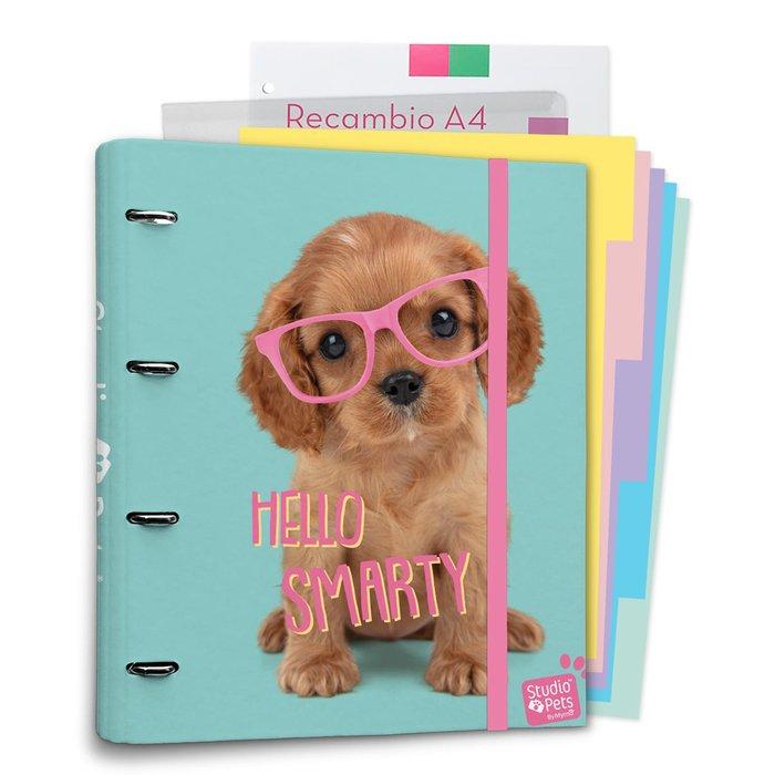 Carpeblock 4a troquelada studio pets dog lovely puppies