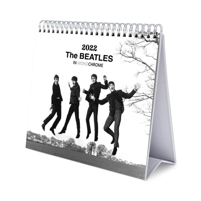 Calendario de escritorio deluxe 2022 the beatles
