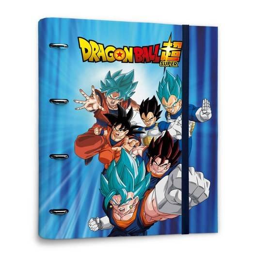 Carpeta 4a troquelada premium dragon ball