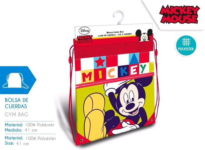 Saco gym bag mickey