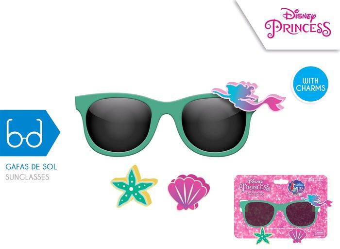 Gafas de sol premium princesas con charms