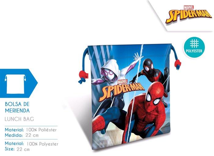 Saco spider-man 22cm