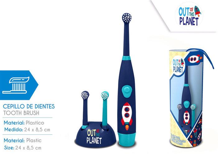 Cepillo de dientes out planet