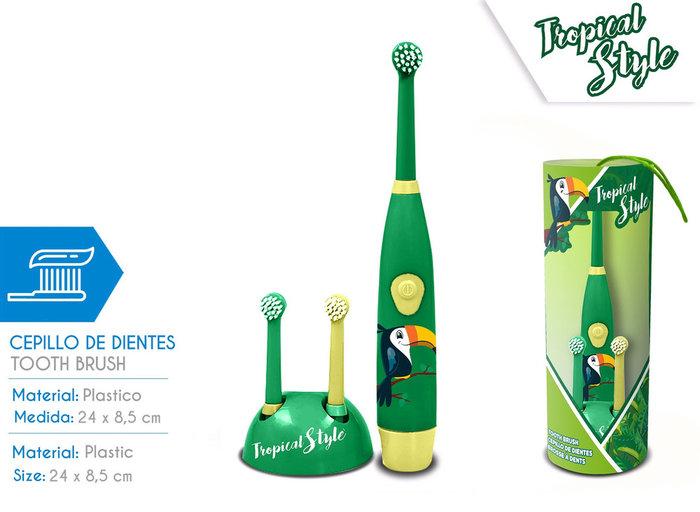 Cepillo de dientes tucan