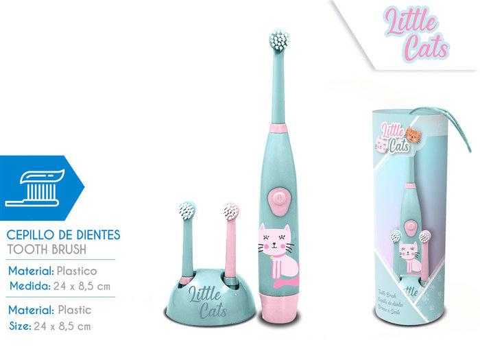 Cepillo de dientes little cats