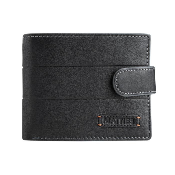 Billetero mapra leather negro