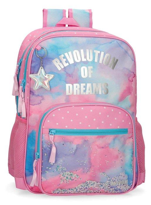 Mochila movom revolution dreams doble compartimento adaptabl