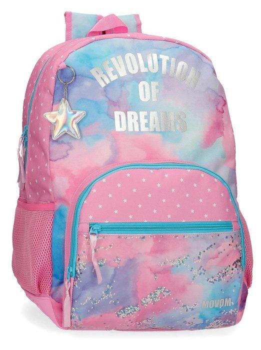 Mochila escolar movom revolution dreams