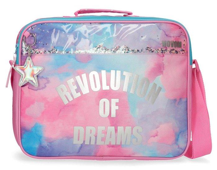 Cartera escolar movom revolution dreams