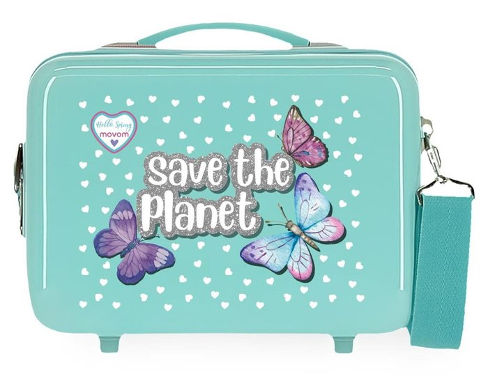 Neceser abs movom save the planet