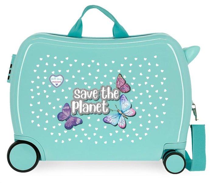 Maleta infantil movom save the planet