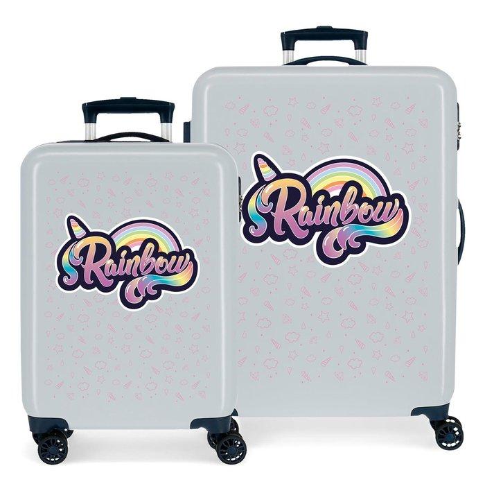 Juego de maletas movom rainbow rigidas 55-68cm