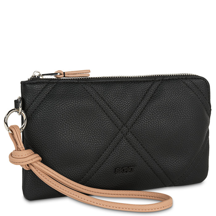 Cartera billetera mujer con asa kassel