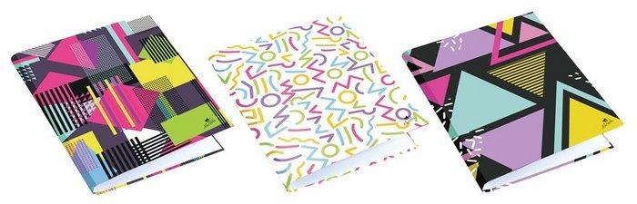 Carpeta mariola folio 4 anillas 25mm diseÑo fluorescente su