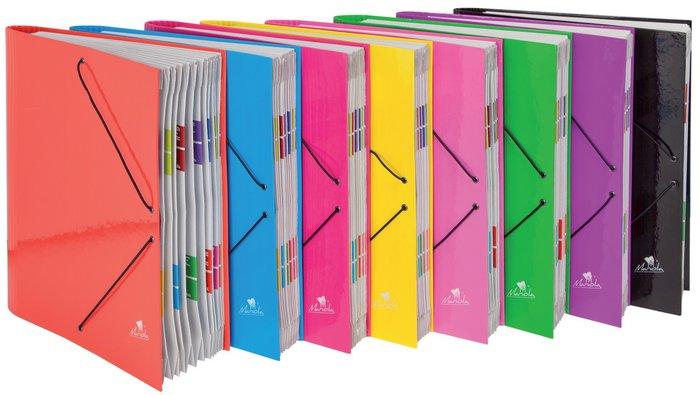 Carpeta fuelle clasificador folio